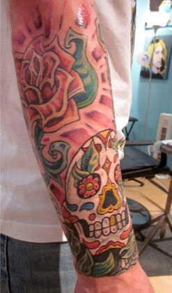 Skull and Roses2
